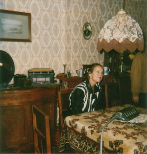 13.      Woonkamer in ouderlijk huis