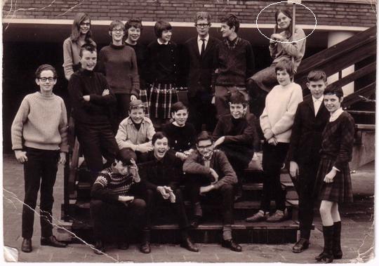 15.    1966. Klas 2b, St. Michaëls College.